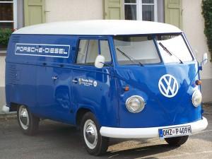 Volkswagen Transporter History