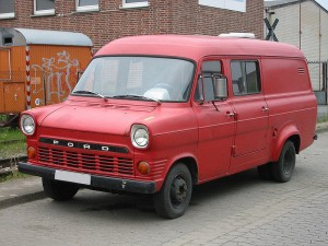 Ford Transit Mark I