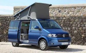 Volkswagen Transporter Camper Conversions