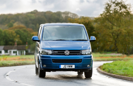VW Transporter Bluemotion