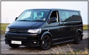 VW Transporter Sportline
