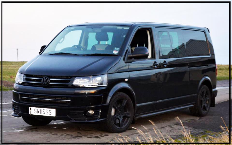 Vw Transporter Sportline Swiss Vans Ltd Bridgend South