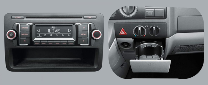 Volkswagen Trnsporter Startline