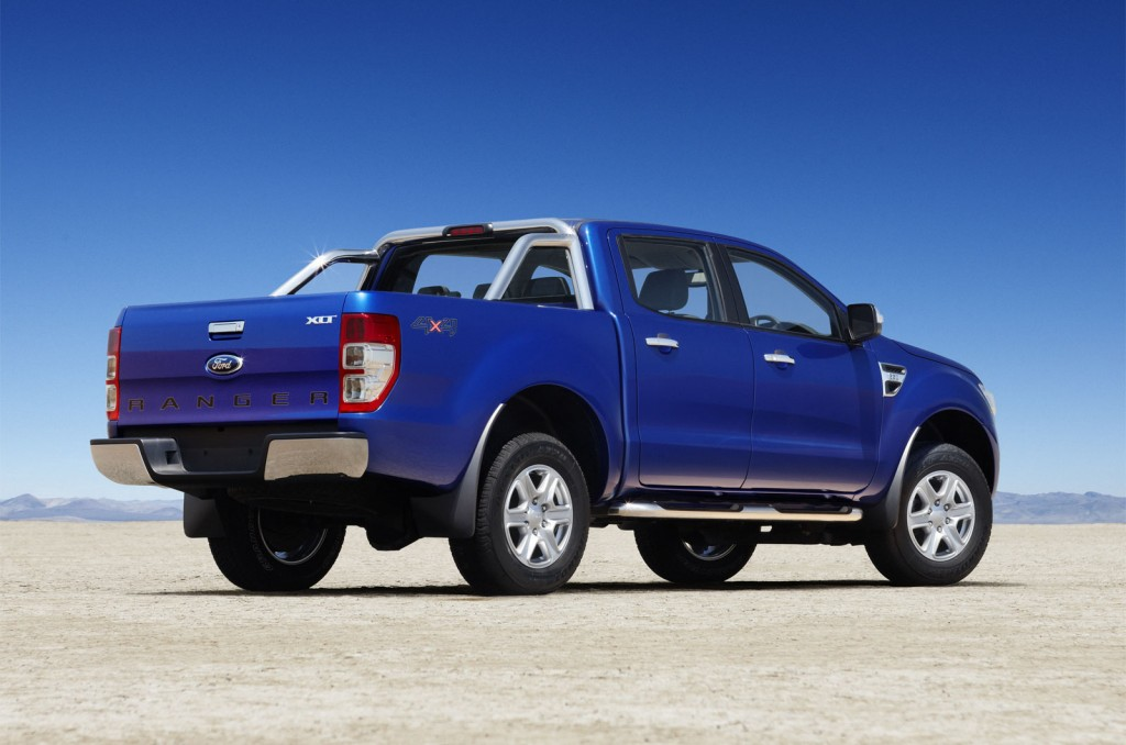 Ford new Ranger DOUBLE CAB WILDTRAK