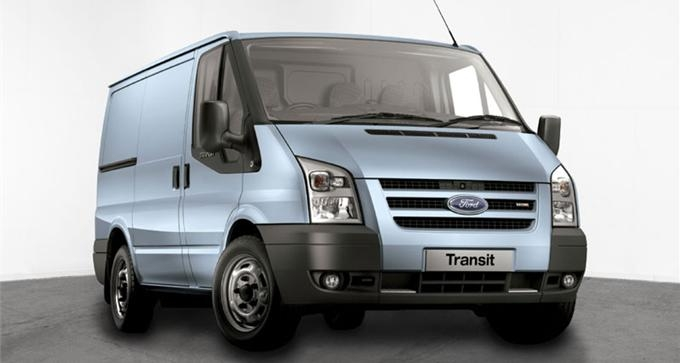 Ford Transit now available