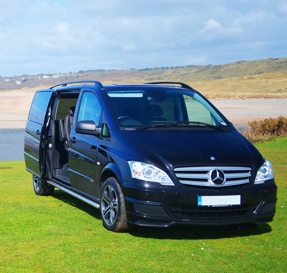 Swiss Vans Large Uk Ford: Mercedes Vito Sport X Dualiner