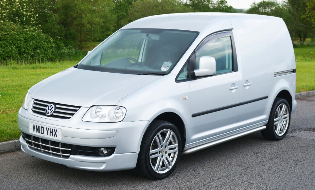 Vw Caddy Sportline For Sale Swiss Vans Ltd South Wales