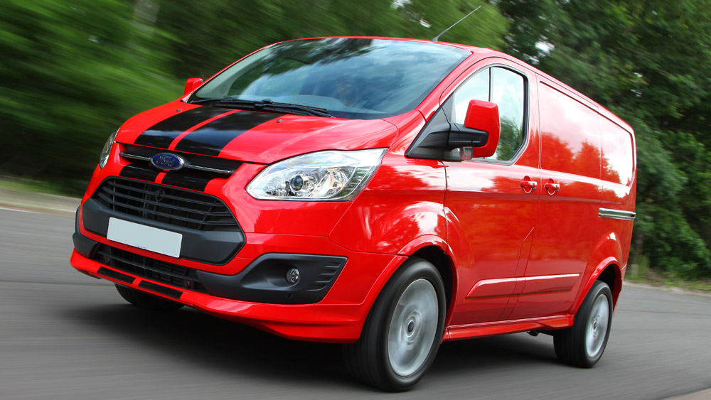 Ford Transit Custom Available Swiss Vans Ltd Wales