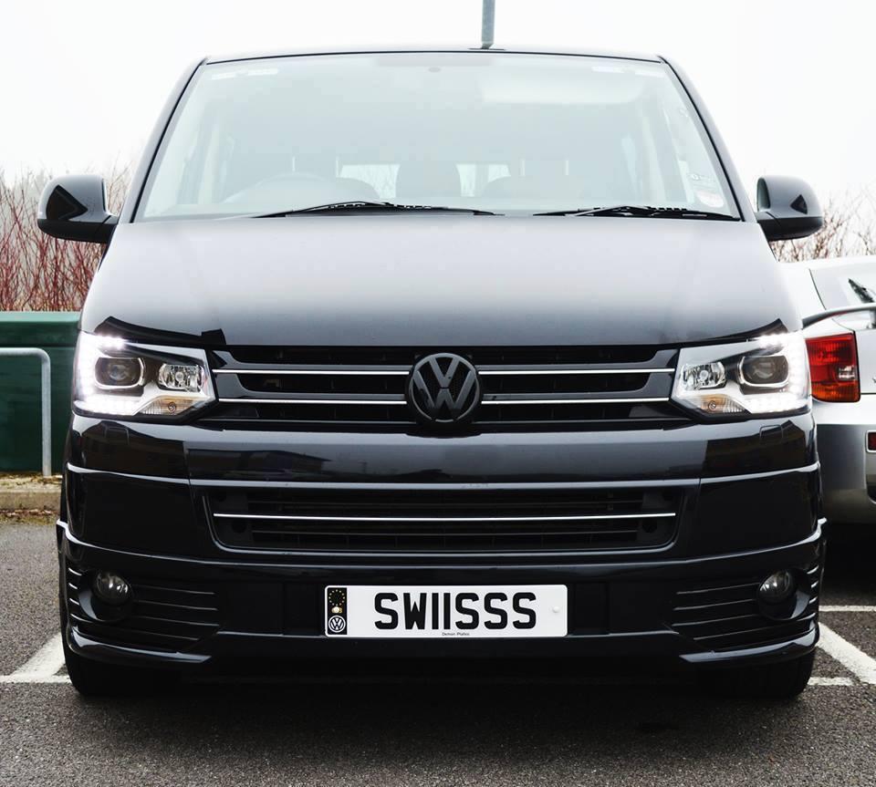 Volkswagen Transporter Sportline DSG LWB 180PS