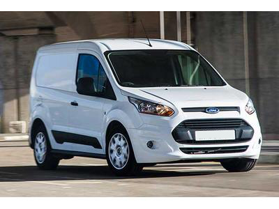 The All New Ford Transit Connect