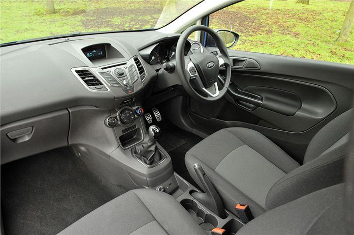 Ford Fiesta Van (6)