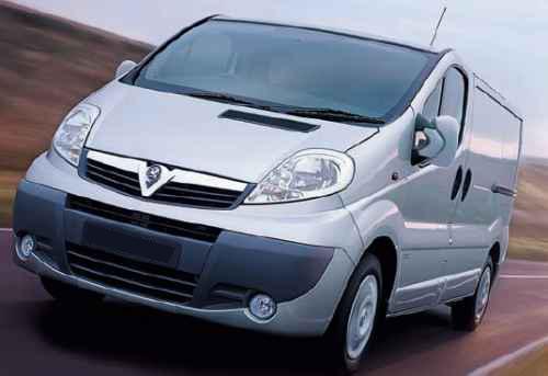 Vauxhall-Vivaro-Van