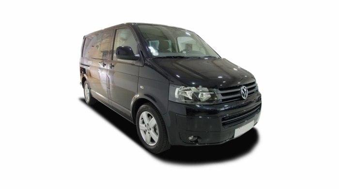 The Volkswagen Transporter range