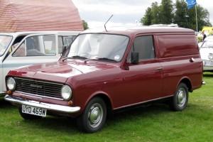 The Bedford Van