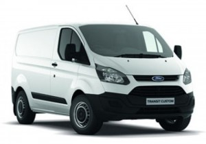 Ford Transit Custom Base Panel Van