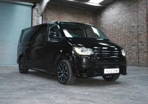 Used VW Transporter Kombi 2012 from £16999.00