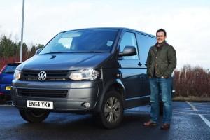 Simon Peters- Van Customer 1-1