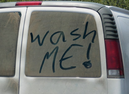 Time to Spring Clean Your Van