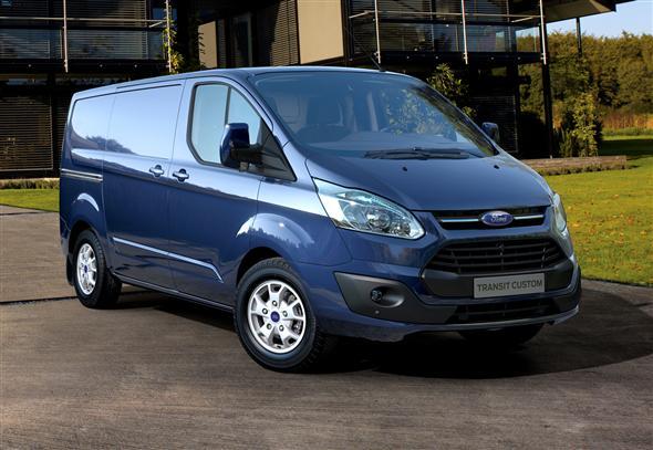 Fuel Efficient New Vans