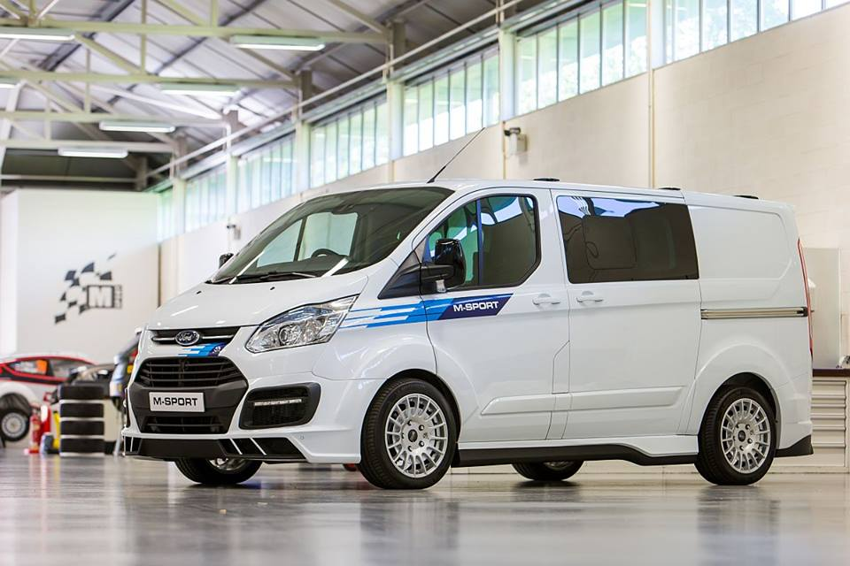 Ford Transit M-Sport Limited Edition Van