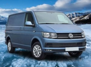 vw transporter 4motion