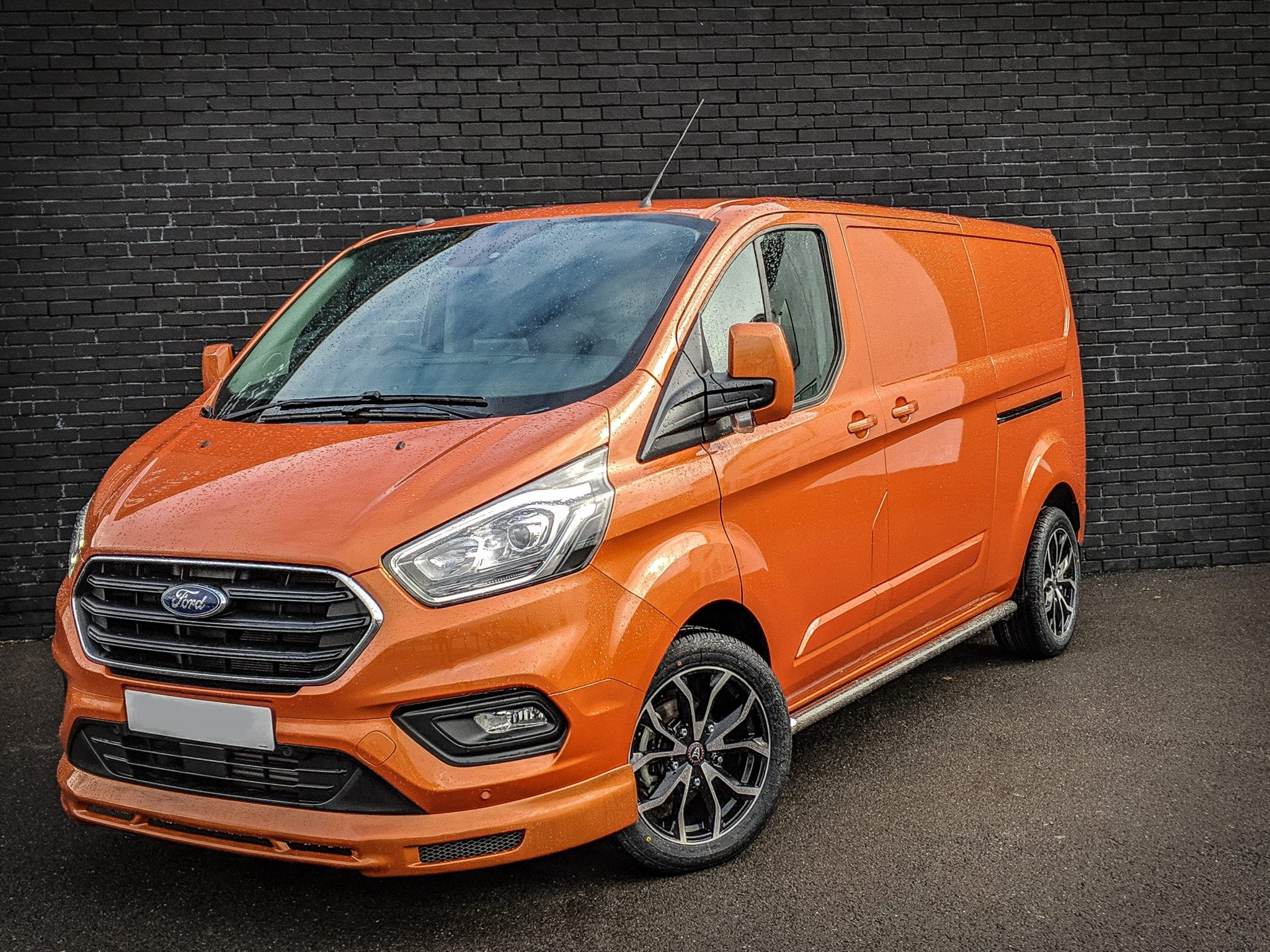 107e292166fd Ford Transit Custom WASP