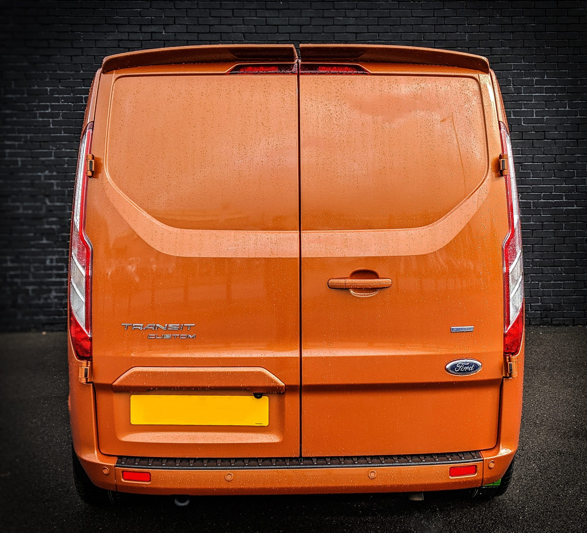 Ford Transit Custom WASP