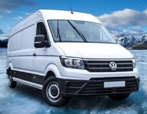 VW Crafter Highline