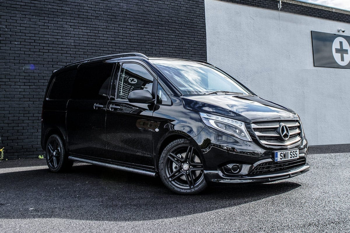 Vito Crew Van Sport Wasp Sales Amp Leasing New From 163 249 A