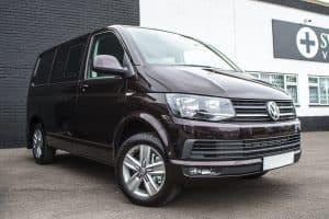 VW Transporter Petrol Kombi