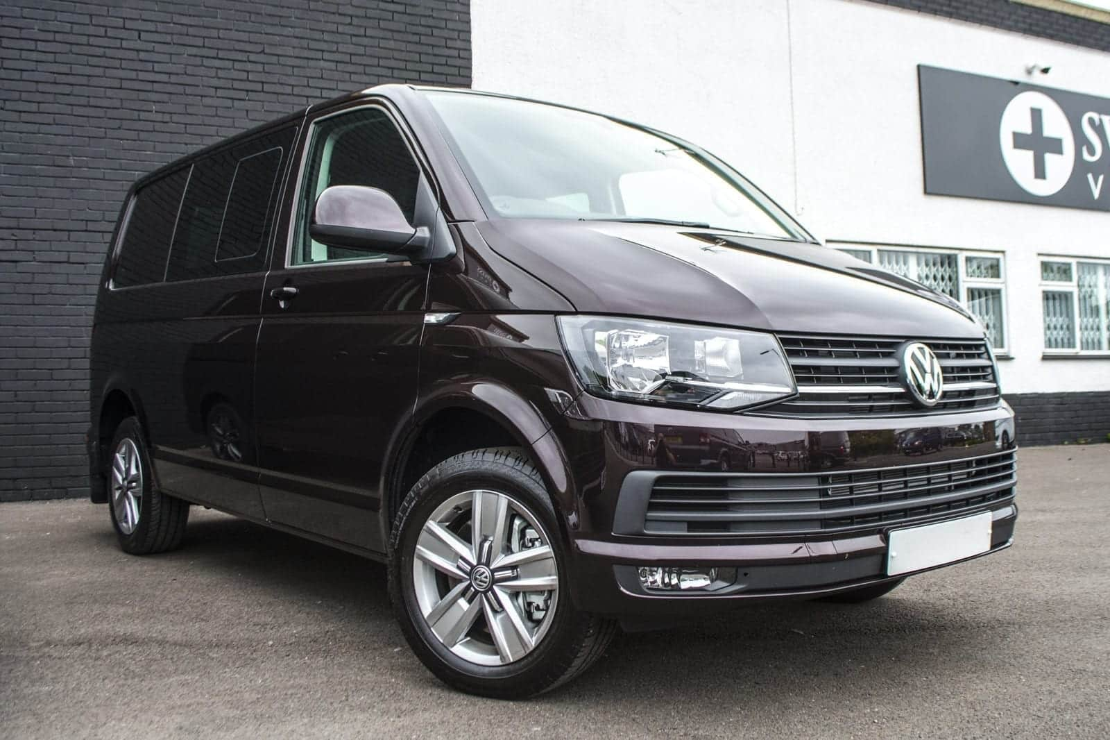 Vw Transporter Highline Kombi Swiss Vans Ltd Bridgend