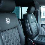 VW Transporter Leather Interior