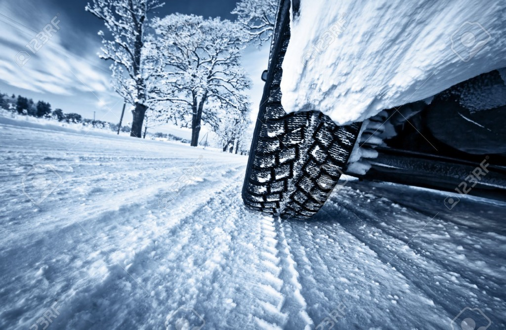Is Your Van Ready for Winter Driving