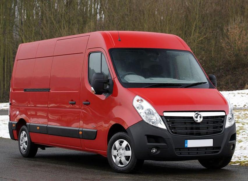 Vauxhall Movano L3 H2 Van Swiss Vans Ltd Bridgend