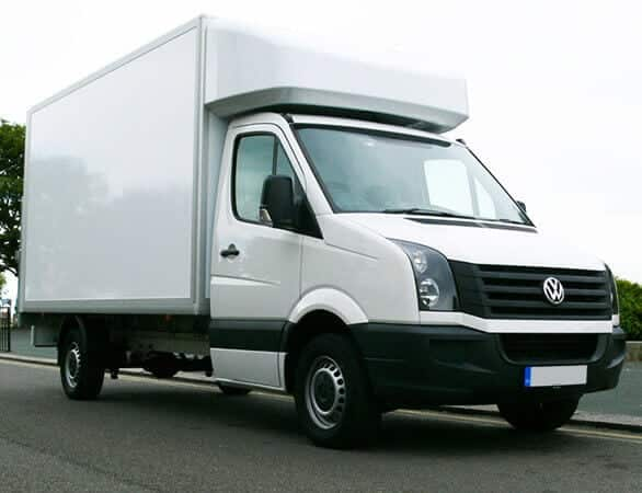 volkswagen crafter luton swiss vans ltd bridgend wales. Black Bedroom Furniture Sets. Home Design Ideas