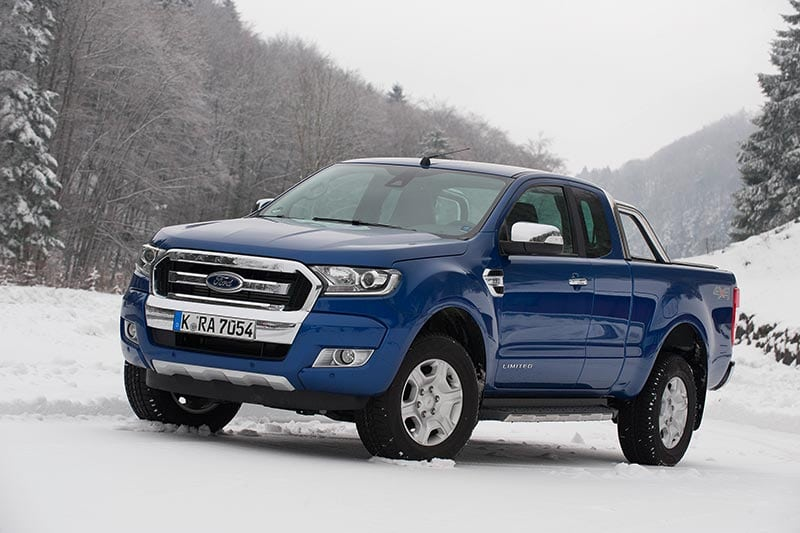 ford ranger limited lease swiss vans bridgend