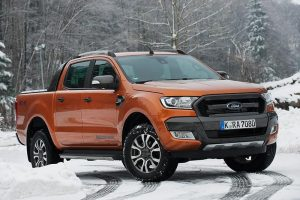 Ford Ranger Wildtrak Lease