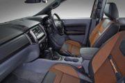 Ford Ranger 2018 Wildtrak Interior