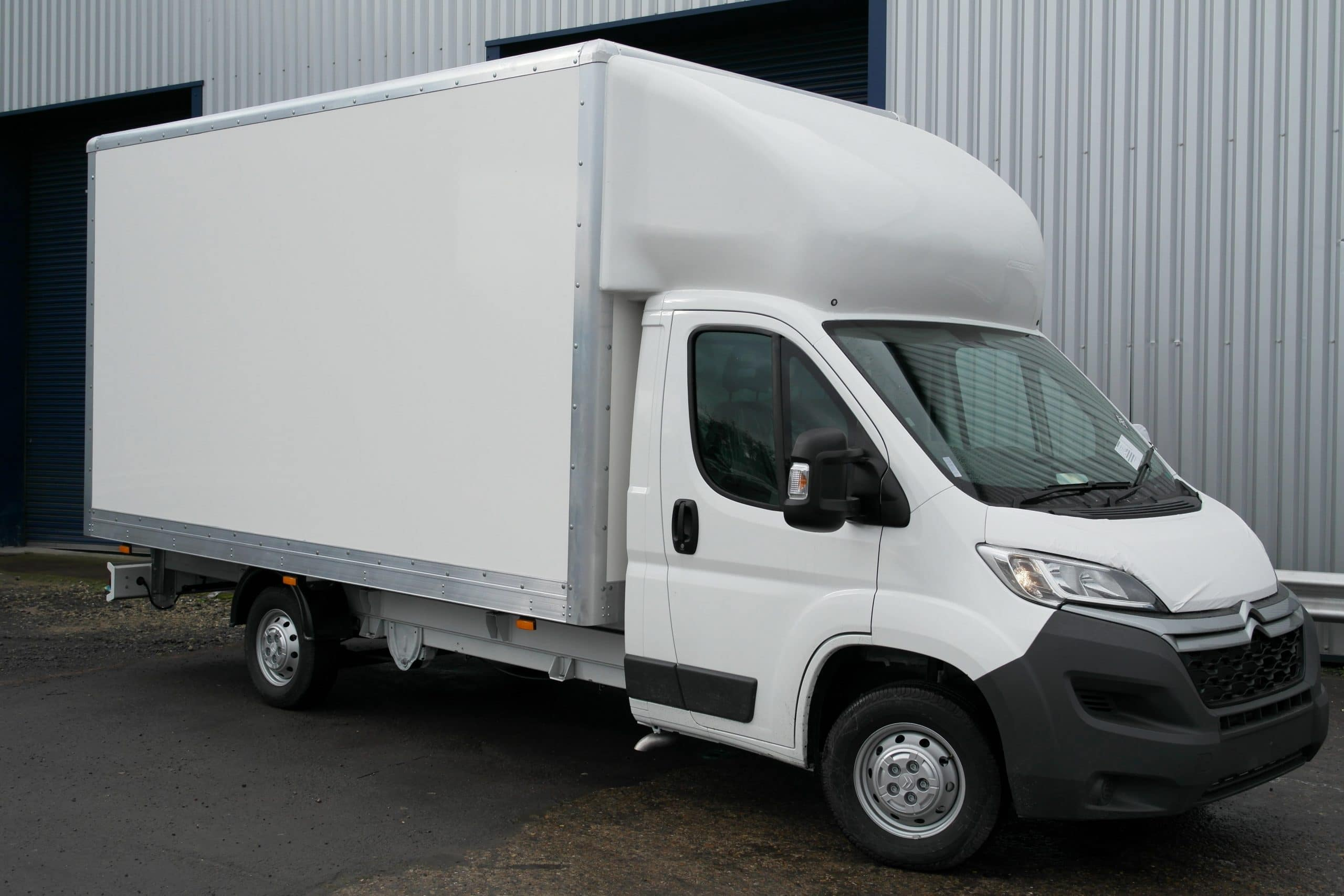 Citroen Relay 130ps Luton Van Swiss Vans