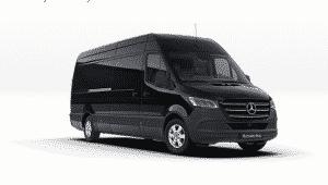 New Mercedes Sprinter