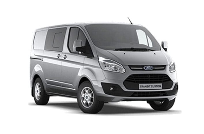 ford transit custom dciv 130 limited van swiss vans. Black Bedroom Furniture Sets. Home Design Ideas
