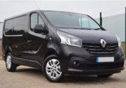 Renault Trafic Sport van