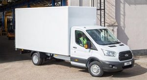 Ford Transit Luton | Ford Transit Van Lease from Swiss Vans