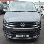VW T6 180 WASP Grey