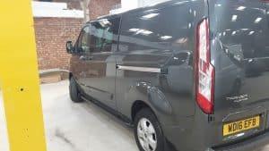 Getting Van Upgrades