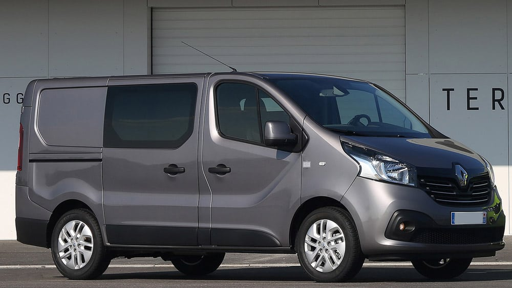 6ec066a7a5a2d3 Renault Trafic Sport double cab - Swiss Vans Ltd