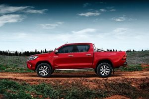 Toyota Hilux Lease
