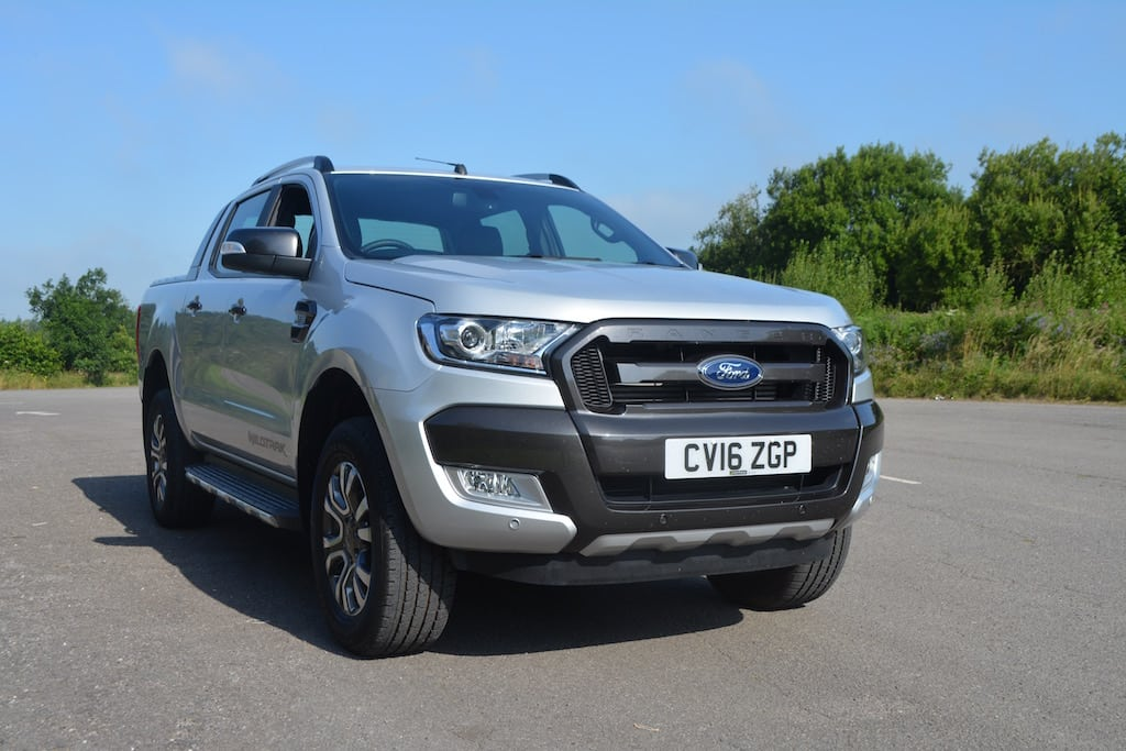 new ford ranger wildtrack leasing swiss vans