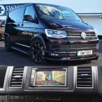 VW Transporter business lease