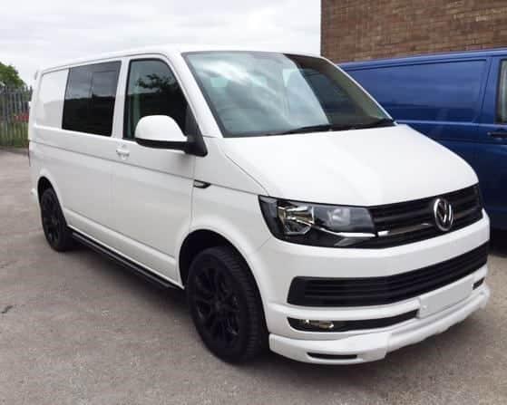vw transporter kombi lease large uk vw stock available